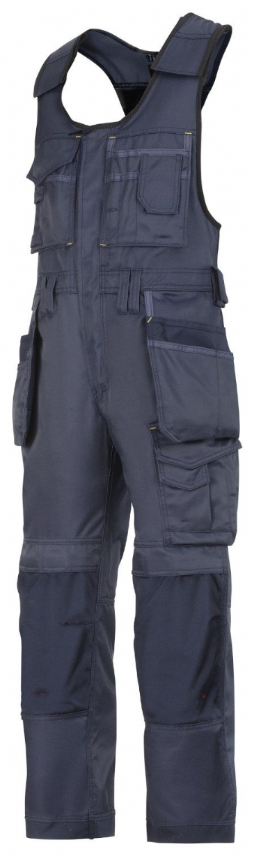 Snickers 0212 Duratwill Craftsmen One-Piece Holster Pocket Trousers (Navy)